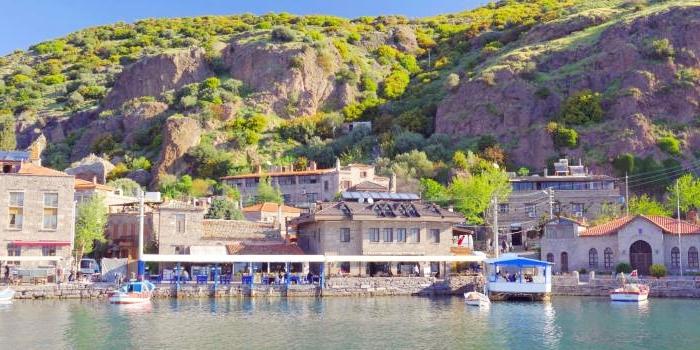 Assos Tatili Otel Fiyatları ile Antik Çağlardan Bir Hatıra