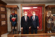 Photo of Bakan Karaismailoğlu'dan Başkan Zolan'a ziyaret