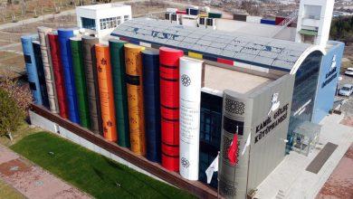 Photo of Özgün tasarımlı Türk kütüphanesi online hizmet veriyor