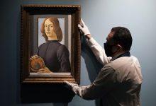 Photo of Botticelli'nin 'başyapıtı' Sotheby's'in satışında 80 milyon doları aşması bekleniyor