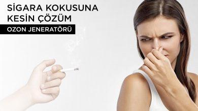 Photo of EDF Ozon Jeneratörleri, Sigara Kokusunu Yok Ediyor