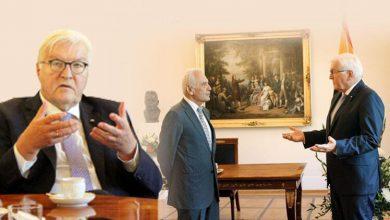 Photo of Almanya Cumhurbaşkanı, Türkiye'nin Almanya'nın stratejik ortağı olduğunu söyledi